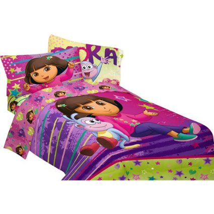 dora the explorer bedding cool stuff to buy and collect