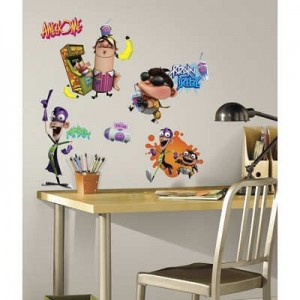 Fanboy And Chum Chum Wall Decals Cool Stuff To Buy And