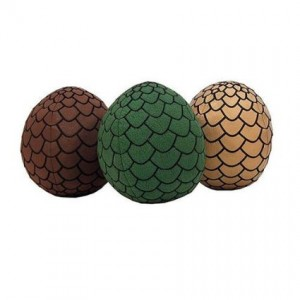 game of thrones plush dragon eggs