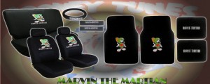 marvin martian car accessories