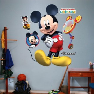 Mickey Mouse Wall Decals Cool Stuff To Buy And Collect