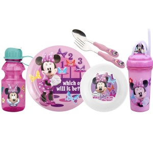 Minnie Mouse Dinnerware Cool Stuff To Buy And Collect