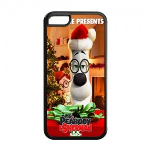 mr peabody & sherman iphone case 2