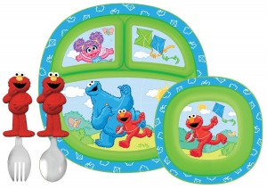 Sesame Street Dinnerware Cool Stuff To Buy And Collect