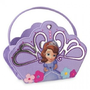sofia the first easter basket