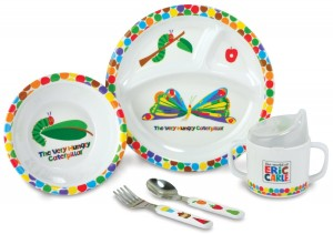 The Very Hungry Caterpillar Dinnerware Cool Stuff To Buy