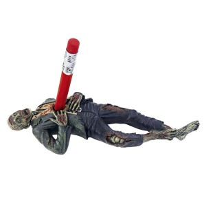 walking dead pencil holder