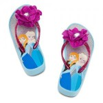 Disney Frozen Flip Flop Sandals