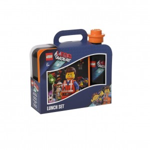 lego movie lunch box set