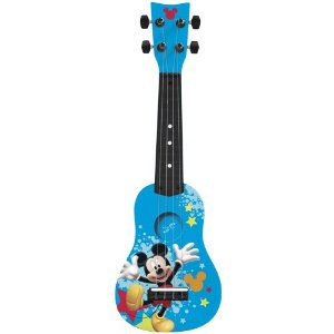 Mickey Mouse Guitar Cool Stuff To Buy And Collect