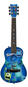 monsters university guitar mike sulley