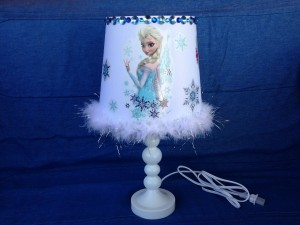 Disney Frozen Lamp Cool Stuff To Buy And Collect