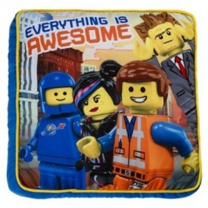 lego movie pillow