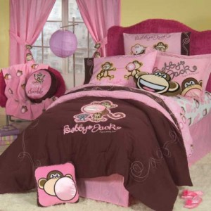 bobby jack monkey bedding
