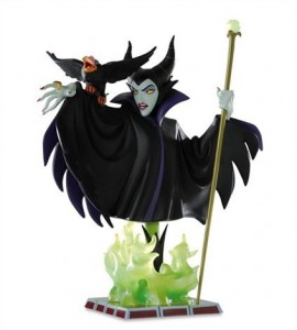 maleficent bust