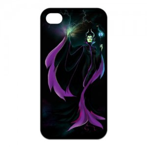 maleficent iphone case cover
