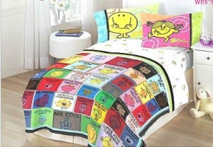 mr men little miss bedding