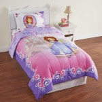 Sofia the First Bedding