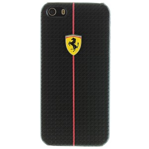 ferarri iphone case  black 2
