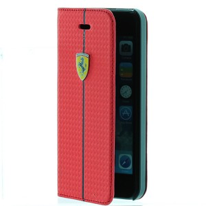 ferarri iphone case red
