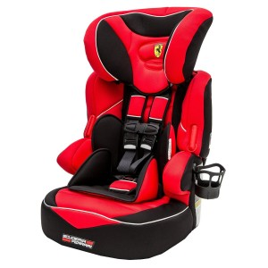 ferrari car sesat red