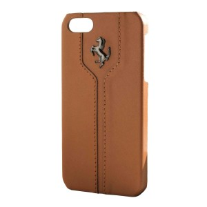 ferrari iphone case brown