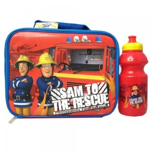 Fireman Sam Lunch Bag Cool Stuff To Buy And Collect