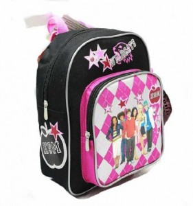 high school musical backpack cool stuff to buy and