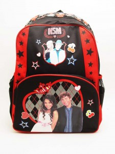 High School Musical Backpack Cool Stuff To Buy And Collect