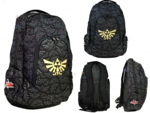 The Legend Of Zelda Backpack Cool Stuff To Buy And Collect