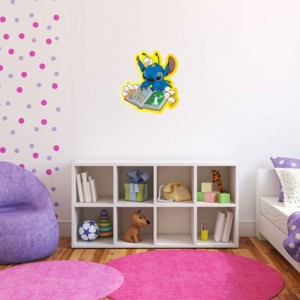 lilo & stitch wall sticker