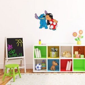 lilo & stitct wall decals