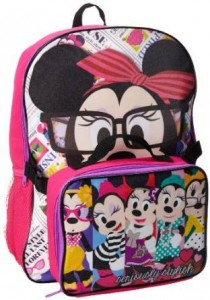 minne mouse backpack school