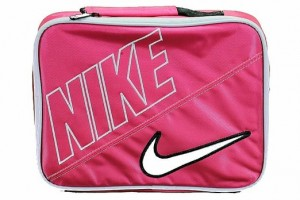 nike lunch bag pink