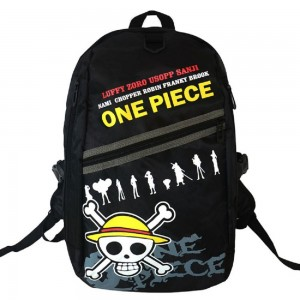 one piece backpack anime