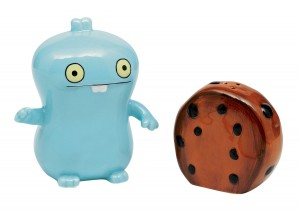 uglydoll salt and pepper shaker babo