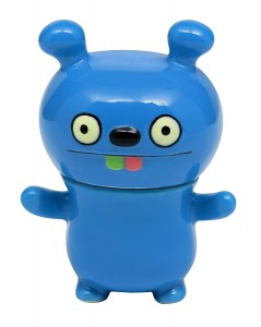 uglydoll salt and pepper shaker blue