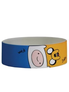 adventure time wristband