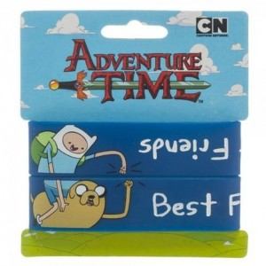 adventure time wristband best friend