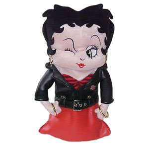 Betty The Boop Golf Head Cover Cool Stuff To Buy And Collect