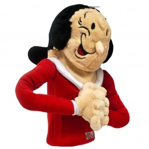 Popeye Golf Head Cover Cool Stuff To Buy And Collect