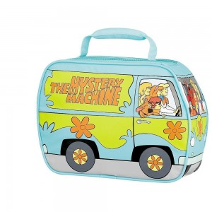 scooby doo lunch bag bus