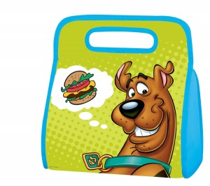 scooby doo lunch bag sack