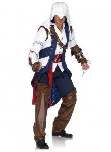 assassins creed costume connor