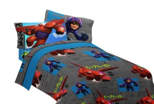 big hero 6 bedding 3