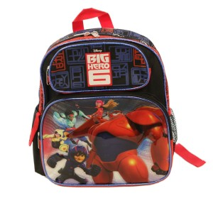 big hero 6 backpack children