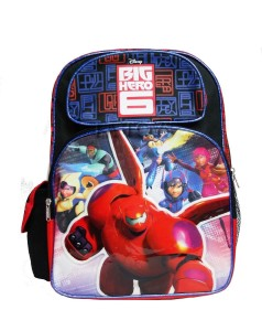 big hero 6 backpack school