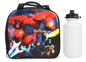 big hero 6 lunch bag