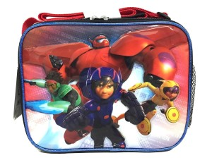 big hero 6 lunch bag box