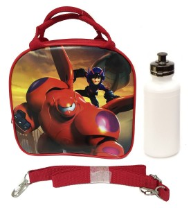 big hero 6 school lunch bag
